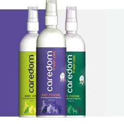Caredom Combo Offer - All 3 Variant Dog Perfume (Water Lilly, Green Apple, Tea Tree) (100 ml * 3 Nos) (300 ml), Multi, 100 milliL (Pack of 3)