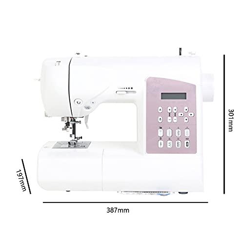 XIAOREN Household Sewing Machine, 496 Needle Multifunctional...