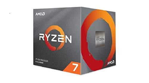 AMD Ryzen 7 3800X, Procesador con Disipador de Calor Wraith Prism (32...