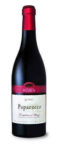 Vigneti Radica Paparocco Montepulciano D'Abruzzo 2016 Vino Rosso - 750 ml