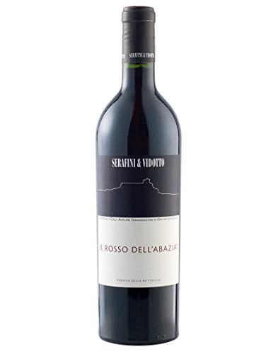 Montello e Colli Asolani DOC Il Rosso Dell'Abazia Serafini & Vidotto 2016 0,75 L