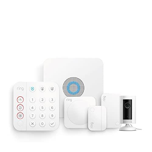 31F8ZR88KsS._SL500_ [Bon plan] Ring Alarm Kit 5 pièces (2e génération) avec Ring Indoor Cam par Amazon | Système de sécurité domestique ...
