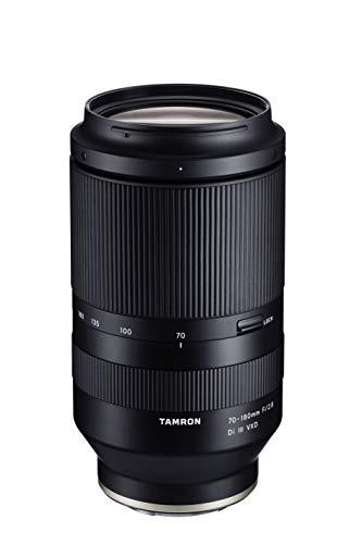 タムロン 70-180mm F/2.8 Di III VXD(Model:A056)※FEマウント用レンズ(フルサイズミラーレス対応) TA70-180DI3ソニ-A056