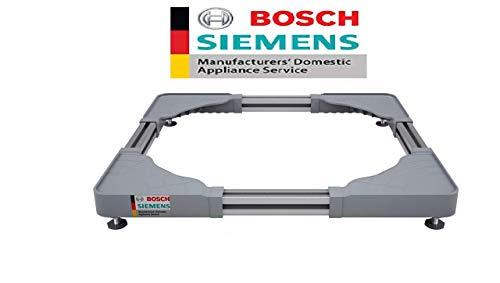 Bosch Siemens Original Adjustable Pedestal for all Front Load Washing Machine (Washing Machine...