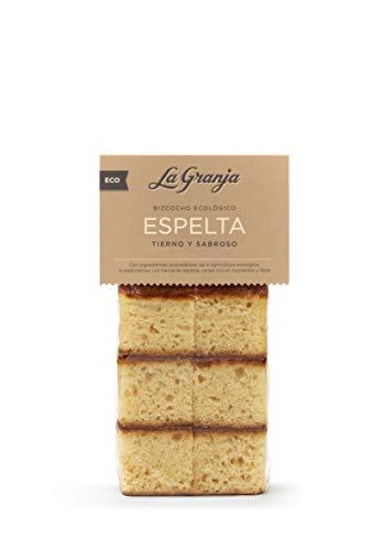 LA Granja (Bio) Bizcocho de Espelta, 300 g