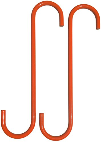JQuad -Safety Orange- Powder Coated Brake Caliper Hanger Hook (2 Piece Set) -Made in The USA-