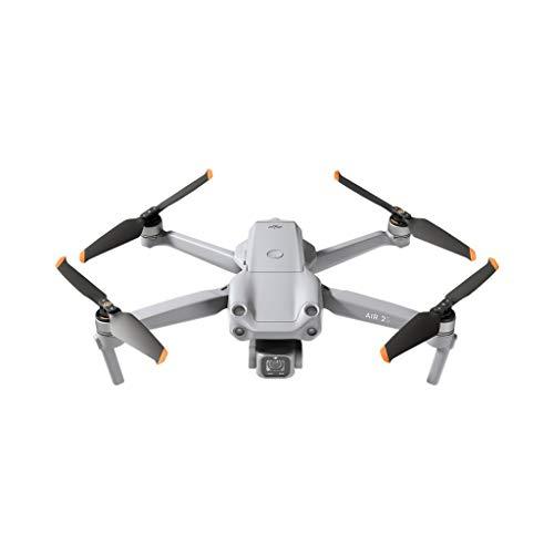 DJI Air 2S Drone Quadcopter, Gimbal a 3 Assi con Fotocamera, Video 5.4K, Sensore CMOS 1, Rilevamento Ostacoli in 4 Direzioni, 31 min di Volo, Trasmissione 12km FHD FCC, MasterShots, Grigio