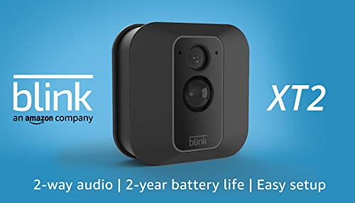 Blink XT2 Outdoor/Indoor Smart Security...
