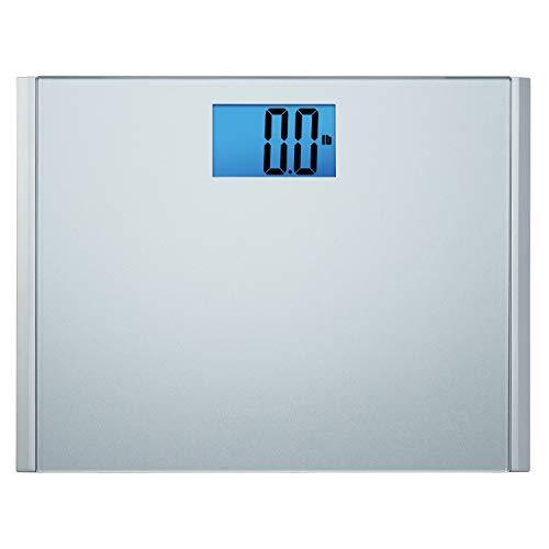 EatSmart Precision Plus Digital Bathroom Scale with Ultra-Wide Platform, 440 Pound Capacity