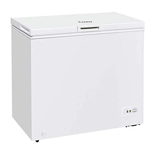 Candy CCHM 200 Congelatore Orizzontale, Capacit 197 litri, Colore Bianco, Classe energetica A+