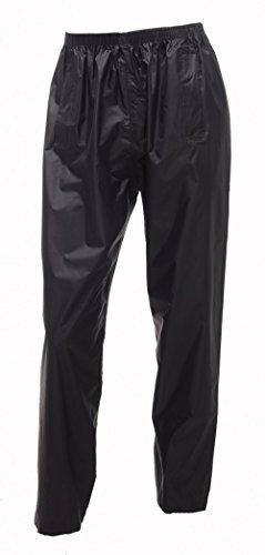 Regatta Surpantalon Stormbreak Homme, Noir, 44-46 (Taille Fabricant L)