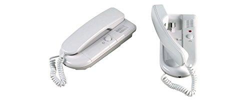 MERCURY Telefonanlage mit Zwei Stationen und Gegensprechanlage