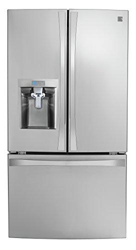 Kenmore 4675043 Smart French Door Bottom-Mount Refrigerator,...