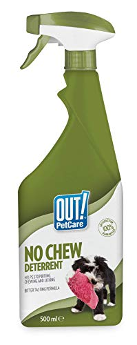 OUT! No Masticar disuasorio, 500 ml