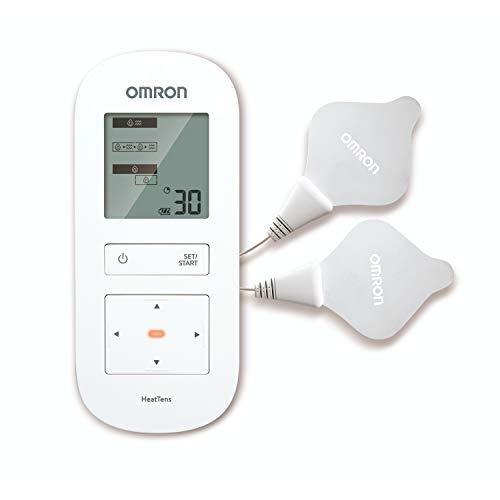 OMRON HeatTens - Máquina TENS con Calor Calmante para Aliviar el Dolor Articular y Muscular