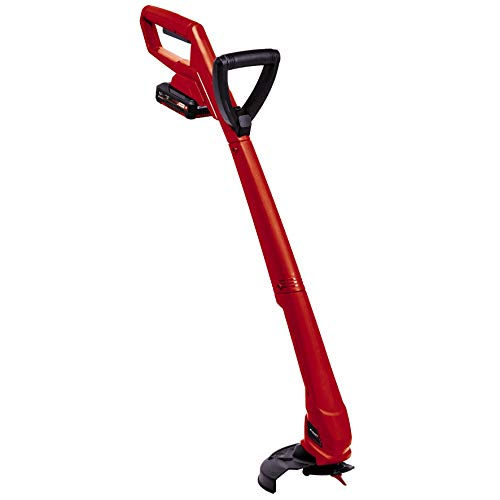 Einhell Tagliabordi a Batteria GC-CT 18/24 Li P Power X-Change (Li-Ion, 18V, incl. 20 coltelli in...