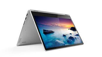 "Lenovo Ideapad C340-14IWL Convertible 14"" Tactile Full HD Gris (Intel Core i7, 8 Go de RAM, SSD 256 Go, Intel HD Graphics, Windows 10) + Stylet"