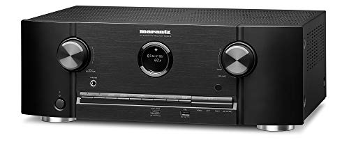 Marantz AV Receiver SR5013 - 7.2 Channel   Dolby Surround Sound –100W 2 Zone Power   Amazon Alexa Compatibility & Online Streaming  Works with Home Automation Systems (Discontinued by Manufacturer)