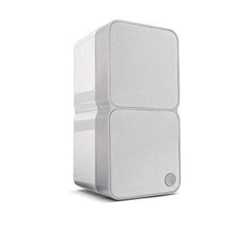 Cambridge Audio Minx MIN 22 Neat & Compact - Satellite Speaker, BMR Drivers, Wall Mountable (White)