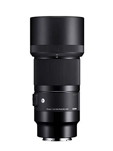 Sigma 271965 70mm F2.8 Art DG Macro for Sony E, Black