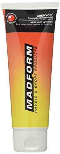Madform Crema de Calentamiento Muscular - 120 ml (MD 241)