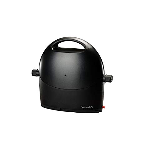 Product Image 2: NOMADIQ Portable Propane Gas Grill   Small, Mini, Lightweight Tabletop BBQ   Perfect for Camping, Tailgating, Outdoor Cooking, RV, Boats, Travel