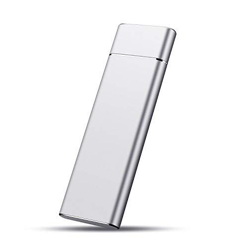 Hard Disk 1 TB Esterno,Hard Disk Esterno USB 3.1 Type-C per PC, Mac, Xbox, Desktop, Laptop, MacBook,...