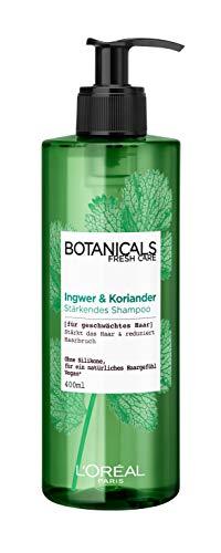 Botanicals Stärkendes Shampoo, ohne Silikon für feines geschwächtes Haar, mit...