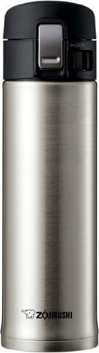 Zojirushi SM-KHE48XA Stainless Steel Mug, 16-Ounce