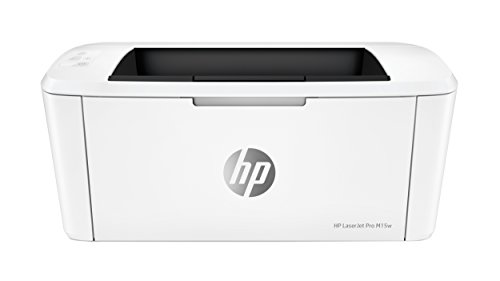 HP LaserJet Pro M15W Stampante Wireless/USB2.0 Monocroma (solo Bianco/Nero), fino a 19 ppm (Nero),...