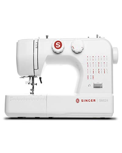 Singer SM024 Automatic Sewing Machine with 24 Stitches