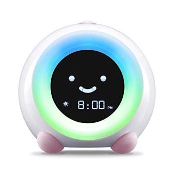 מקום שני: שעון מעורר שילמד את הילד מתי לישון ומתי צריך להתעורר