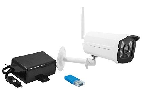IP CAMERA P2P TELECAMERA WIRELESS WIFI IR INFRAROSSI IPCAM HD ESTERNO SD 2017