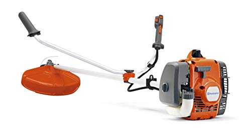 Husqvarna 129R 17' Cutting Path Gas Brushcutter,Orange