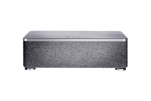 Magnat Prime One | Bluetooth®-Lautsprechersystem der Referenzklasse | aptX, AUX - Brushed Aluminium