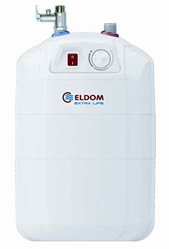 10L électrique chauffe-eau 2.0kW sous lavabo Installation sous pression d'eau