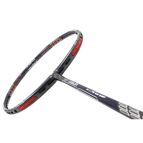 Apacs Z-Ziggler Grey Unstrung Badminton Racquet without Cover