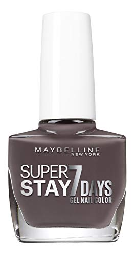 Maybelline New York Polish Effect Gel, Superstay 7Days, Collection unnude Pastel Tones, 900Huntress, 3Packs