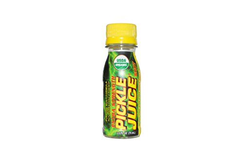Pickle Juice Extra Strength Shots, 2.5 oz, 48 pack