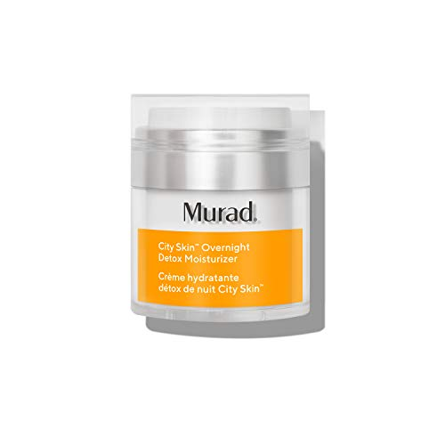 Murad City Skin Overnight Detox Moisturizer -...