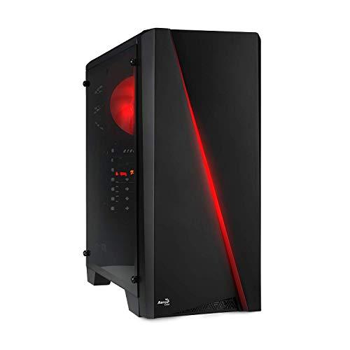 Memory Gaming PC AMD Ryzen 7 3800X 8X 3.9 GHz, AMD RX 580 8GB, 32 GB DDR4, 480GB SSD + 1000 GB HDD, Windows 10 Pro 64bit