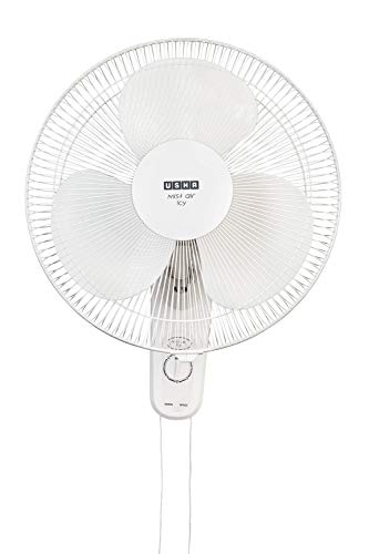 Usha Mist Air Icy 400mm Wall Fan (White)