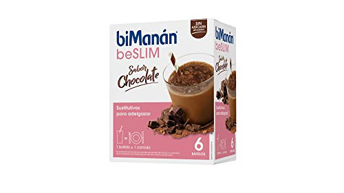 BiManán beSLIM - Batido Sustitutivo Sabor Chocolate, para a