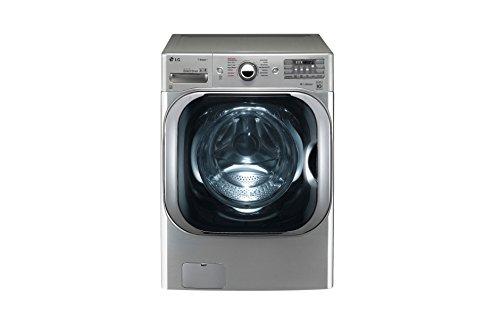LG WM8100HVA 5.2 cu. ft. Mega Capacity TurboWash Washer with...