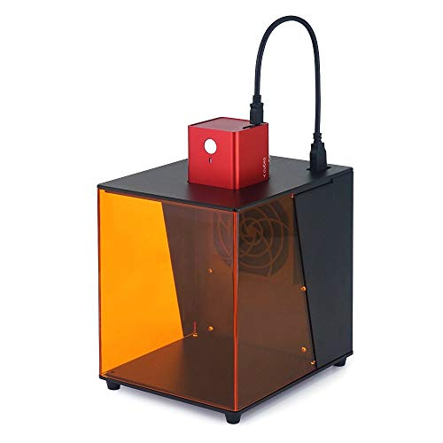 CUBIIO Compact Laser Engraver for Wood and Metal
