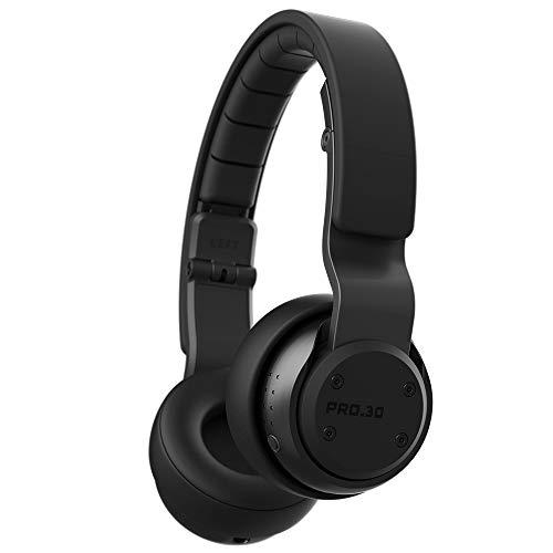 Munitio PRO30 Tactical Wireless Headphones, Black