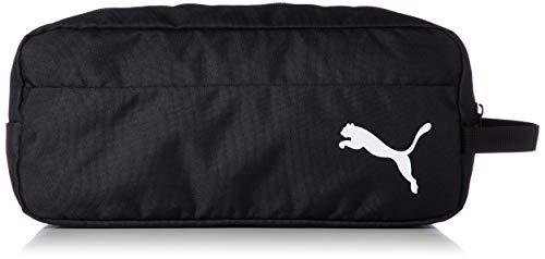 PUMA teamGOAL 23 Shoe Bag Bolsa Deporte, Unisex-Adult, Black, OSFA