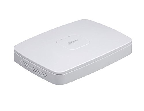 DAHUA NVR2108-S2 NVR IP 8 canali 6MP H.265+/H.264 uscite HDMI/VGA