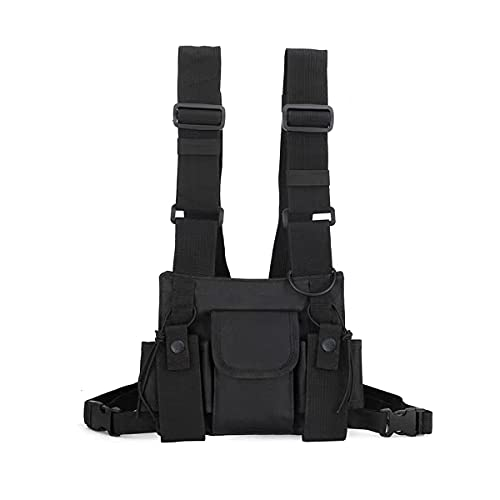 Radio Chest Pack Bag Rigs Tactical Rig Fashion Chest Rig Bag Pack...