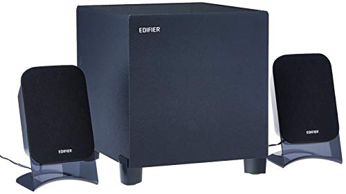 Edifier XM2PF 2.1 Multimedia Speaker(Black)